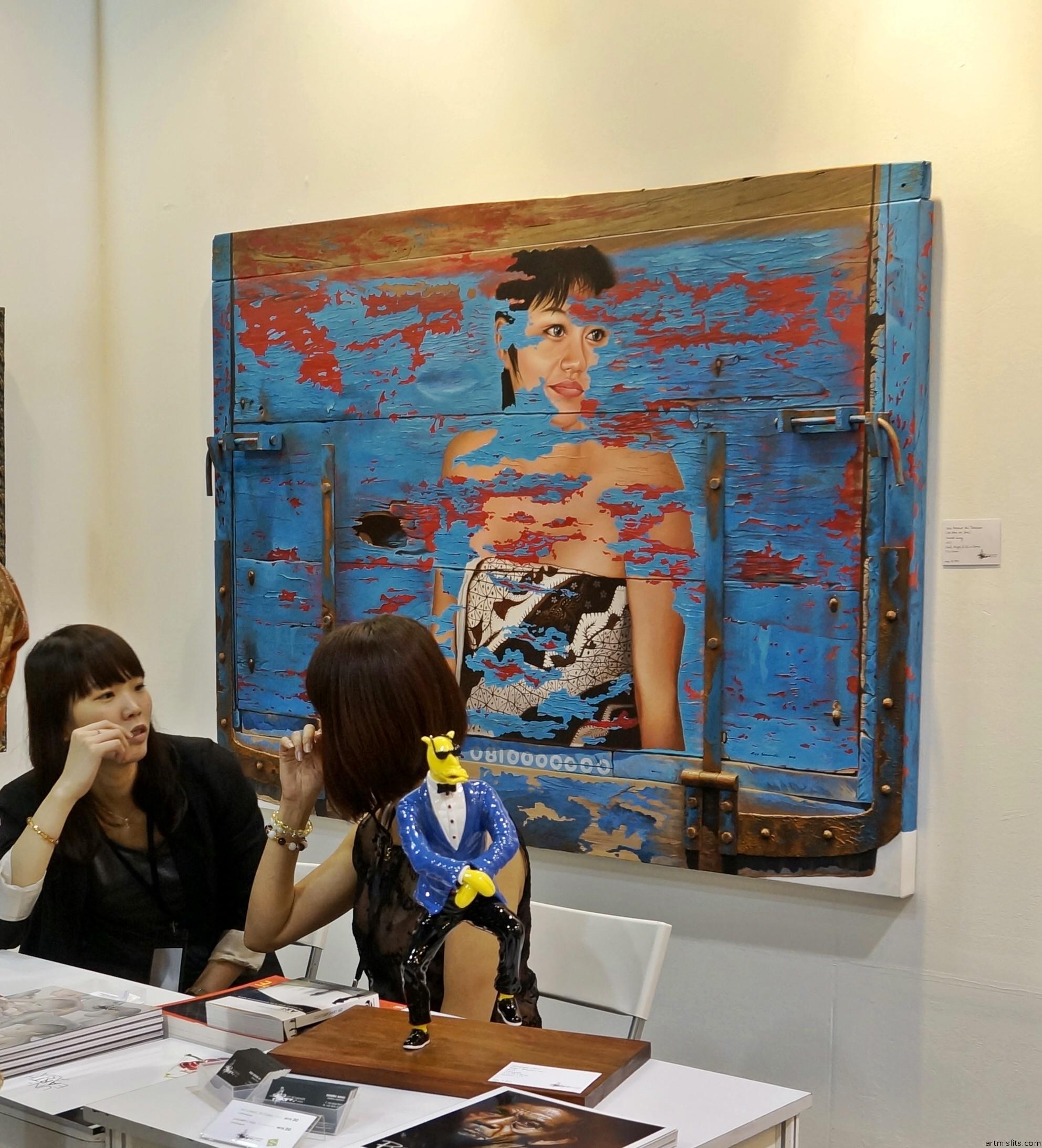 Art Misfits Art Expo 2013 46
