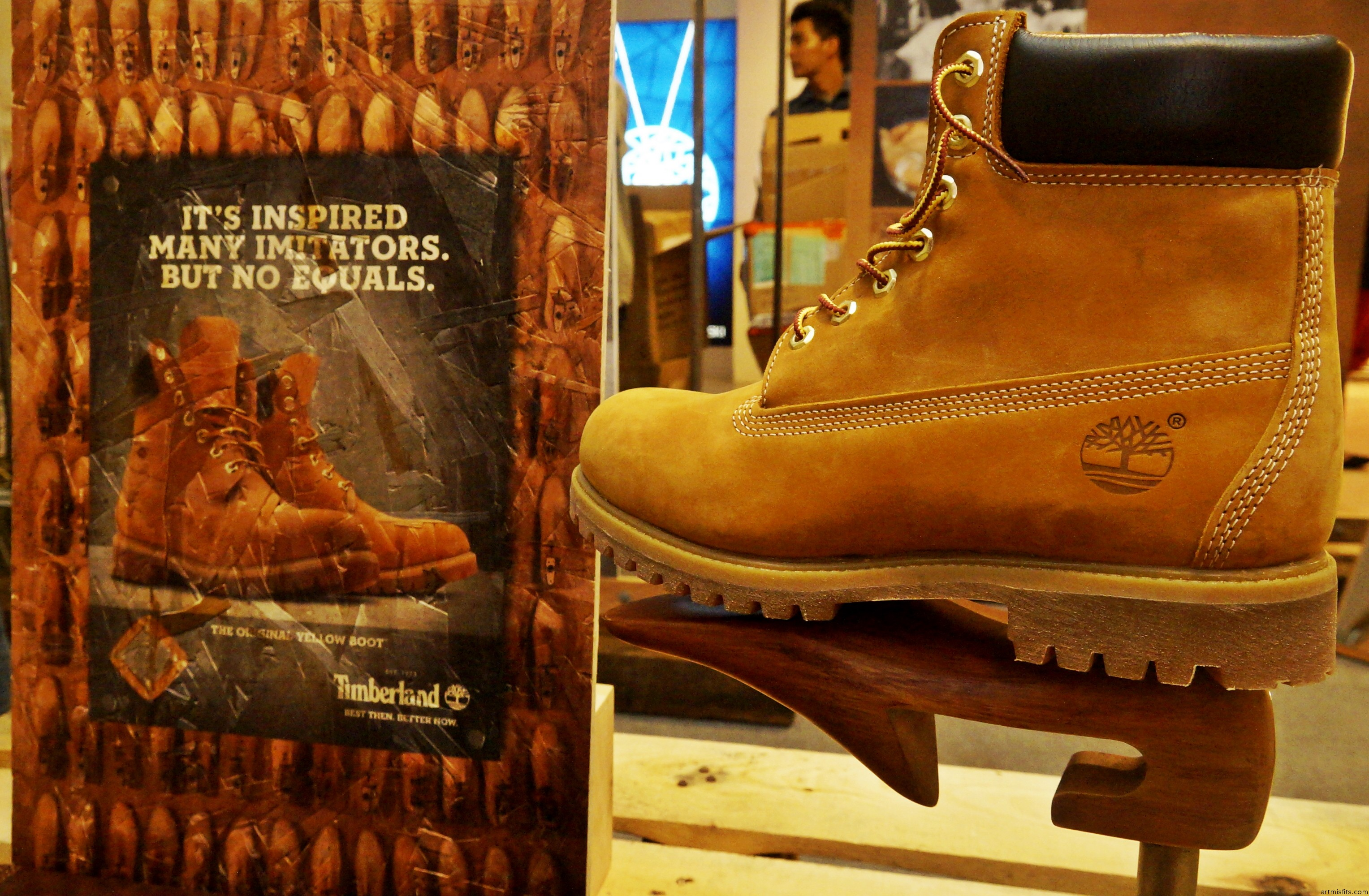 Art Misfits Timberland: 40 years and Going Strong 5