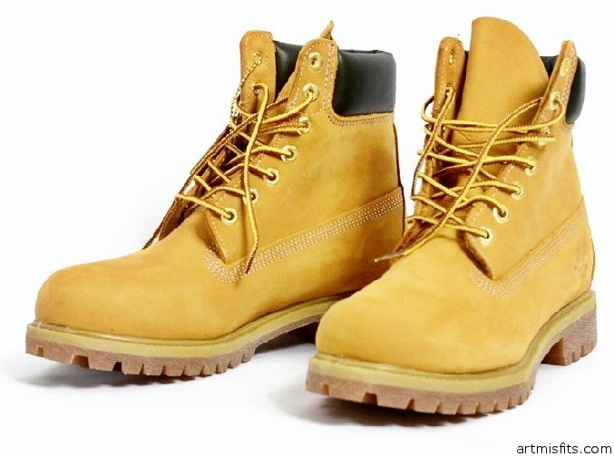 Art Misfits TIMBERLAND: The Classic Yellow Boots